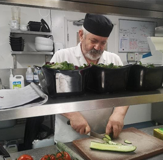 Jack - Head Chef at Primrose Lodge